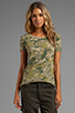 Image 1 of Chaser EXCLUSIVE The Destroyed Tee in Camo