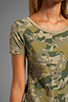 Image 5 of Chaser EXCLUSIVE The Destroyed Tee in Camo