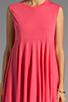 Image 5 of Daftbird Sleeveless Summer Dress in Cosmo