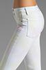 Image 5 of Dakota Collective Bridget Skinny Crop in Neon Cloud