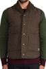 Image 5 of Deus Ex Machina Doyle Vest in Tarmac Check