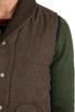 Image 6 of Deus Ex Machina Doyle Vest in Tarmac Check