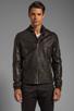 Image 1 of Diesel Lohar Jacket in Black