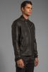 Image 3 of Diesel Lohar Jacket in Black