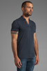 Image 2 of Diesel Erinni Polo in Navy
