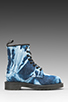 Image 2 of Dr. Martens Castel 8-Eye Boot P DMQ in Blue