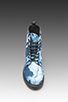 Image 5 of Dr. Martens Castel 8-Eye Boot P DMQ in Blue