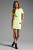 Image 2 of DV by Dolce Vita Ritsa Dress in Cream/Yellow