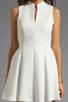 Image 5 of Dolce Vita Ashelle Snake Jacquard Dress in White
