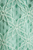 Image 6 of Dolce Vita Cat Crochet Lace Long Sleeve Dress in Mint