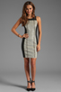 Image 2 of DV by Dolce Vita Mary Faux Snake Dress in Natural