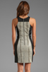 Image 4 of DV by Dolce Vita Mary Faux Snake Dress in Natural