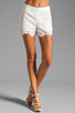 Image 1 of Dolce Vita Wira Shorts in White