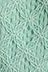 Image 6 of Dolce Vita Seni Crochet Lace Romper in Mint