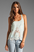 Image 1 of Dolce Vita Fionie Tank in Mint