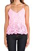 Image 4 of DV by Dolce Vita Kamala Tank in Pink