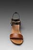 Image 5 of DV by Dolce Vita Lira Heel Sandal in Cognac