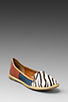 Image 1 of DV by Dolce Vita Reyn Flat in Zebra