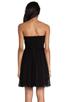 Image 4 of Diane von Furstenberg Asti Short Dress in Black