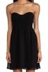 Image 5 of Diane von Furstenberg Asti Short Dress in Black