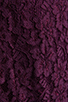 Image 6 of Diane von Furstenberg Wanda Dress in Purple Rose