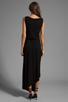 Image 4 of Elizabeth and James Corinne Dress in Black