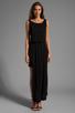 Image 5 of Elizabeth and James Corinne Dress in Black