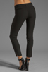 Image 3 of Elizabeth and James Wyatt Trouser in Black
