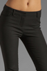 Image 4 of Elizabeth and James Wyatt Trouser in Black