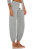 Image 2 of eberjey Heather Pant in Heather Gray