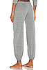 Image 3 of eberjey Heather Pant in Heather Gray