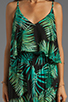 Image 5 of Eight Sixty Palm Maxi Dress in Blue/Green