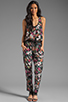 Image 2 of Eight Sixty Alice Floral Jumpsuit in Multi