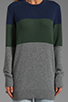 Image 3 of Equipment Rei Crew Neck Sweater in Heather Grey Multi