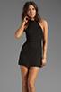 Image 1 of Friend of Mine Shackles Dress in Black