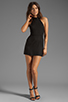 Image 2 of Friend of Mine Shackles Dress in Black