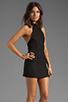Image 3 of Friend of Mine Shackles Dress in Black