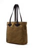 Image 2 of <DEPRECATED> Filson Tote Bag in Tan