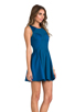 Image 3 of Finders Keepers Back to December Dress in Teal