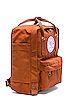 Image 3 of Fjallraven Kanken Mini in Brick