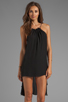 Image 1 of For Love & Lemons Love You Madly Dress in Black