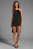 Image 2 of For Love & Lemons Love You Madly Dress in Black