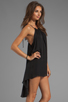 Image 3 of For Love & Lemons Love You Madly Dress in Black