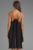 Image 4 of For Love & Lemons Love You Madly Dress in Black