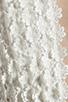 Image 6 of For Love & Lemons Lulu Dress in Ivory