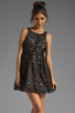 Image 1 of Free People Rocco Dress in Black