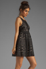 Image 3 of Free People Rocco Dress in Black