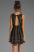 Image 4 of Free People Rocco Dress in Black