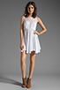 Image 2 of Free People Fiesta Dress in White