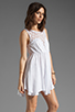 Image 3 of Free People Fiesta Dress in White